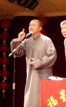 《好人马亚古拜》三人相声  作者:武州