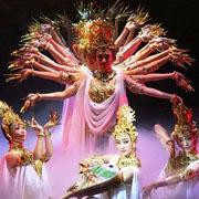 中国古典舞作品赏析《丝路花雨》