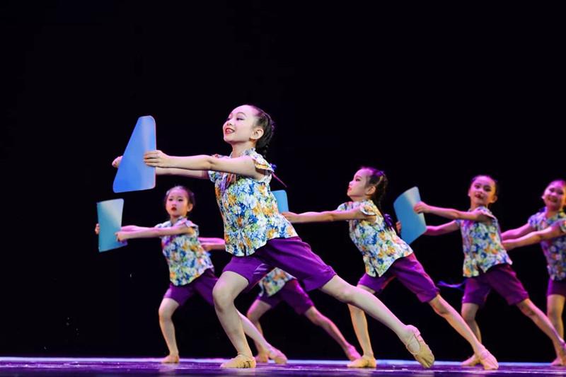 舞蹈《梦·远航》